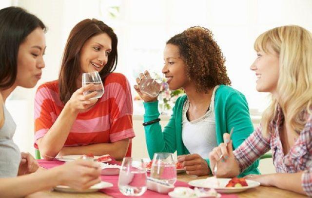 Diet with Friends