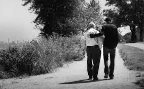 percayalah dalam hening sepi aku rindu Ayah