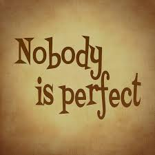 tak ada yang sempurna