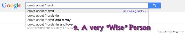 Paman google, mau tanya dong~