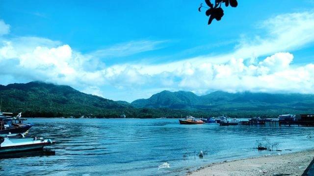 Trio Pulau Maluku Utara