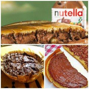 Martabak Nutella