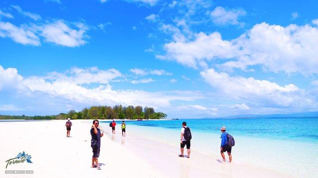 Pantai Dodola, Ternate