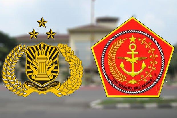 Petinggi TNI dan Polri Gelar Rapat Pimpinan