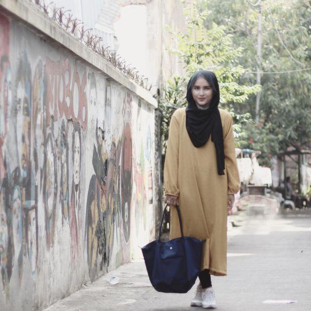 5 Style Fashion Hijab Yang Membuat Ootdmu Modis Namun Tetap Sopan Dan Kekinian