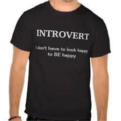 Jangan-jangan Dia Introvert ???