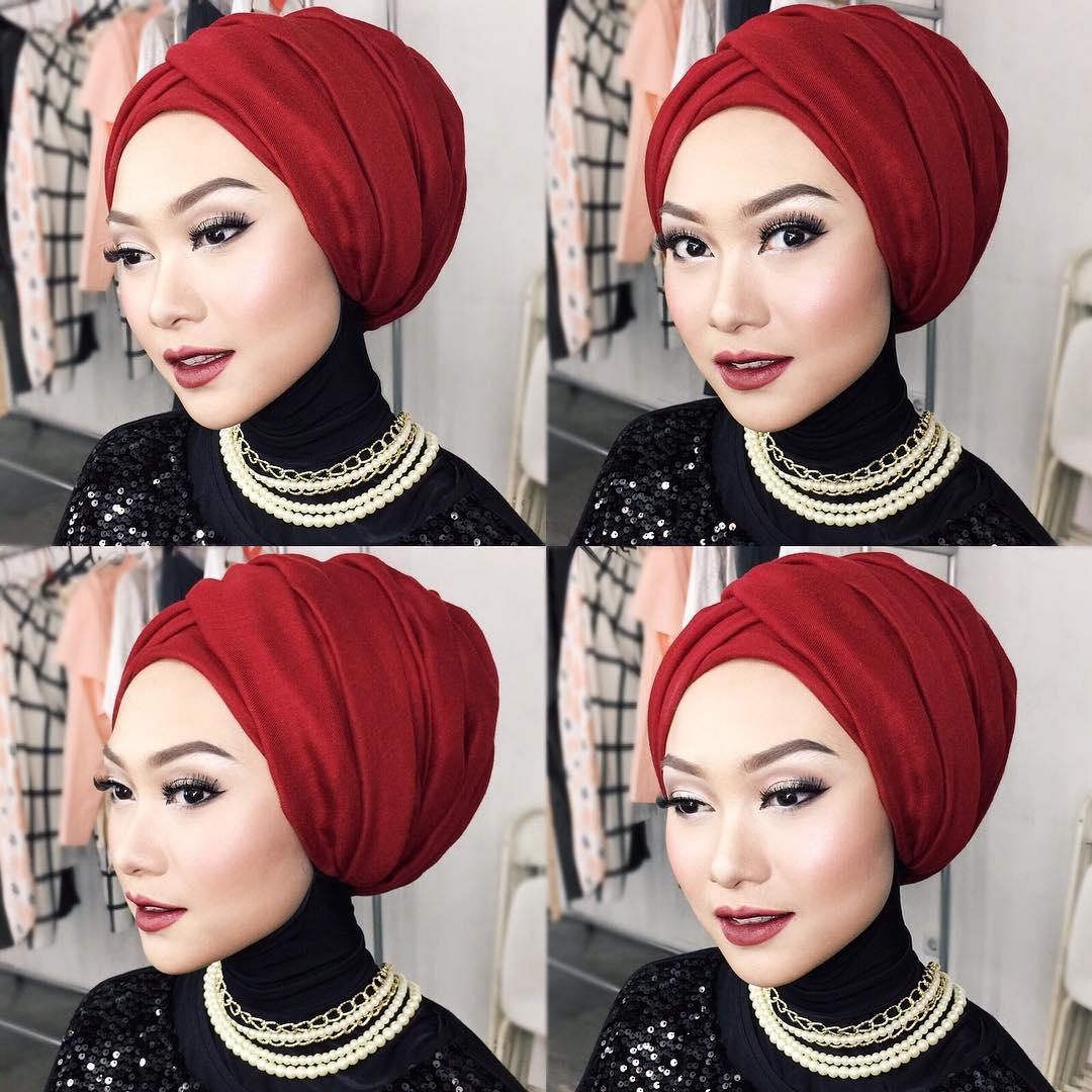 Cara Memakai Hijab Pakai Anting Terbaru Maret 2018