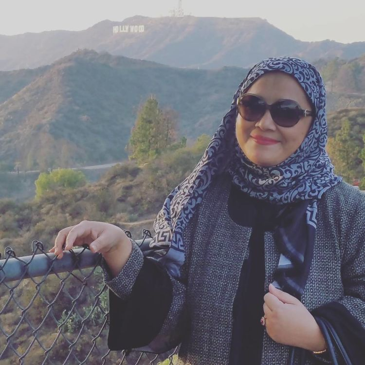 Hijab cantik seperti @fenny.bauty, restu cepat turun