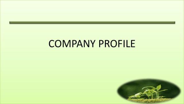 Dengan mengetahui tentang company profile perusahaan yang anda tuju,akan ada banyak nilai tambah bagi kamu.