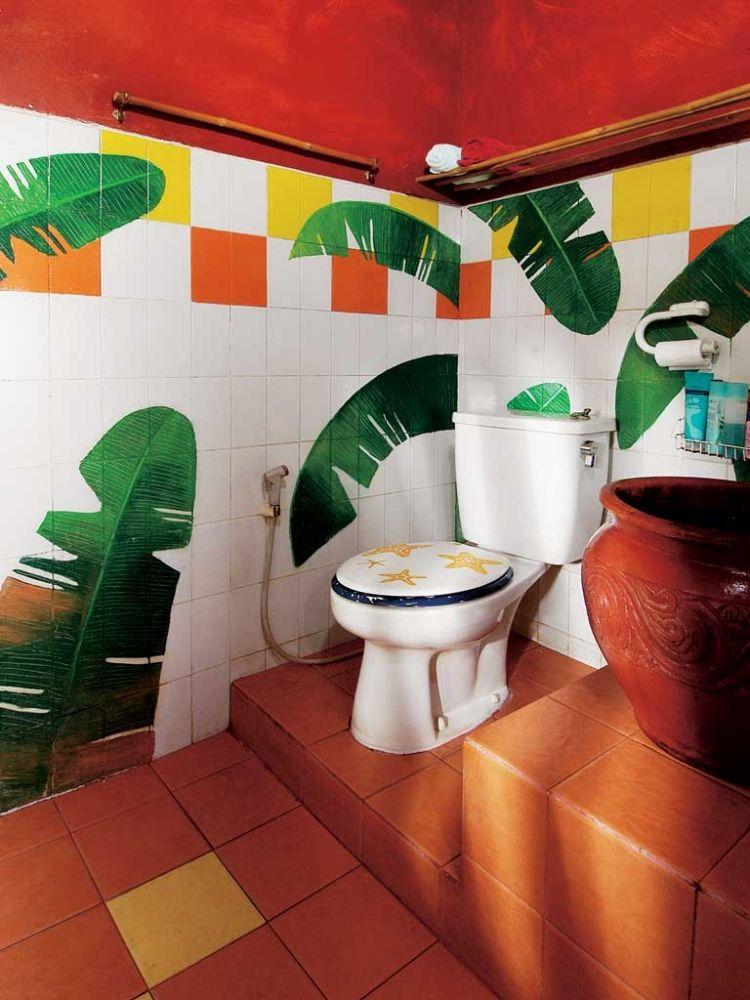 berasa mandi di kebun pisang~