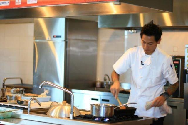 Kamu bisa jadi Chef Juna