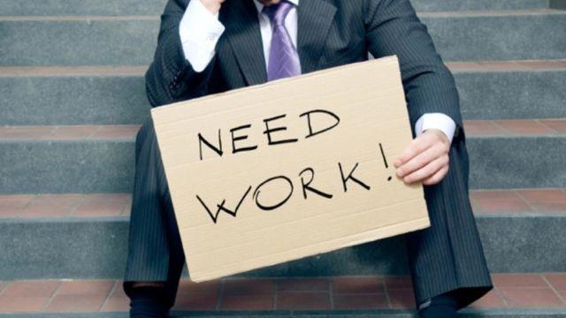 butuh kerja