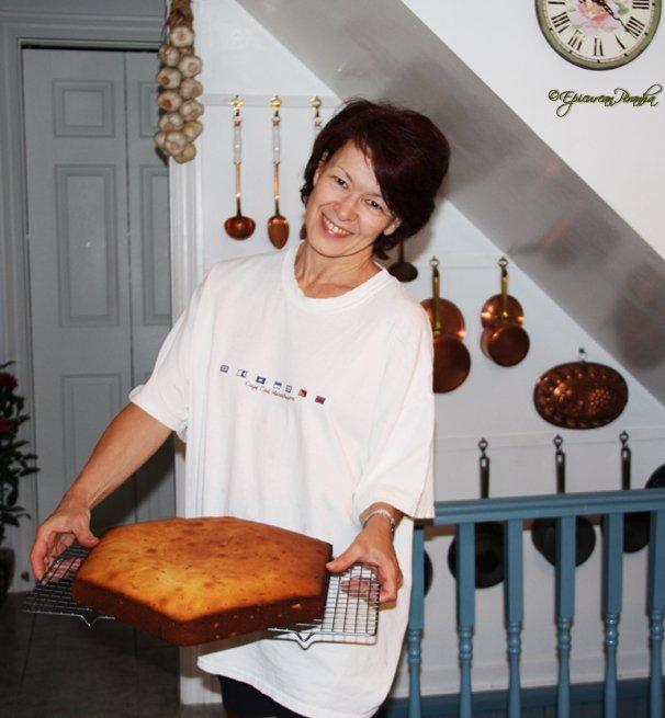 kue buatan ibu dulunya favoritmu