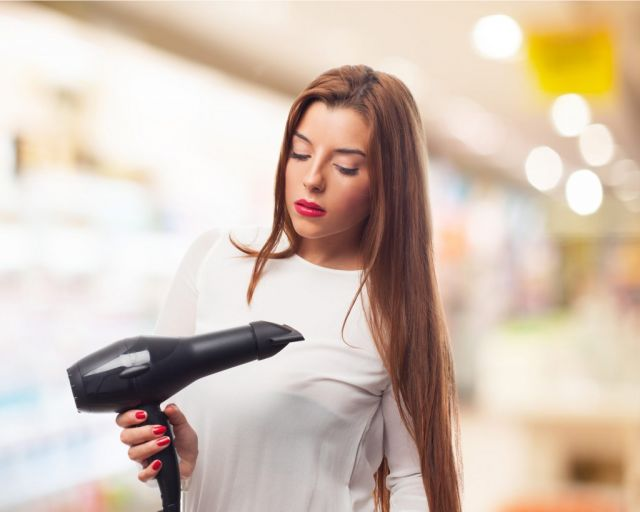 Keseringan pakai hair dryer