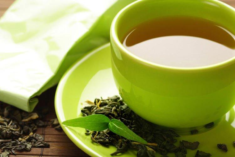 teh hijau~