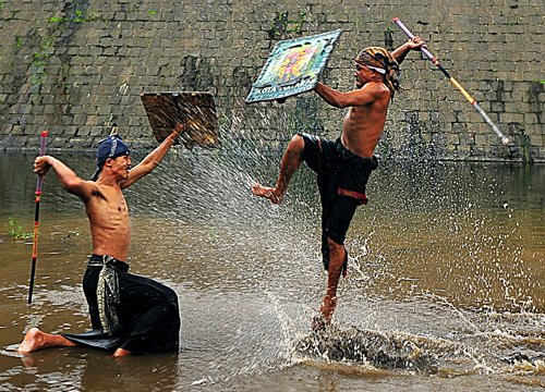 tradisi-presean-lombok