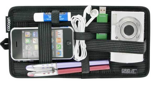 bawa gadget banyak itu ribet di packing juga