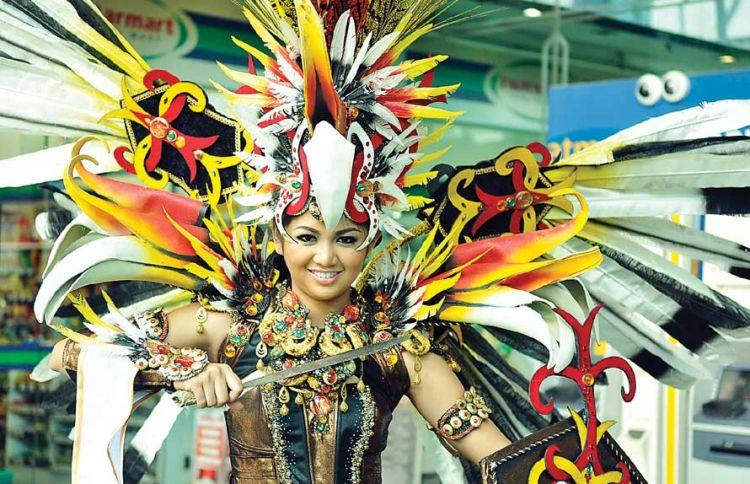 best costume miss supranational
