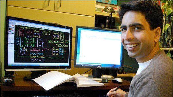 Salman Khan, pendiri Khan Academy