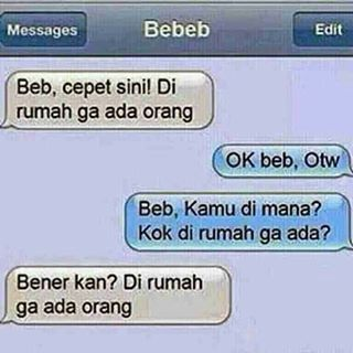 Beb, kamu dimana?