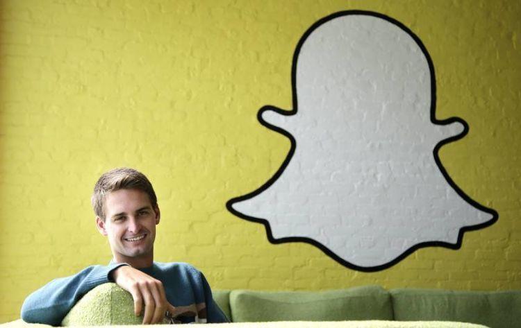 Bos Snapchat