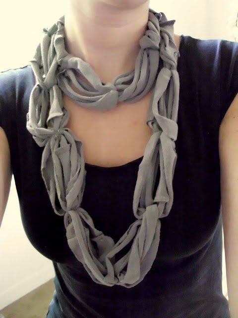 scarf rantai