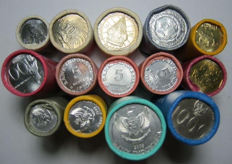 uang receh bisa jadi barang koleksi