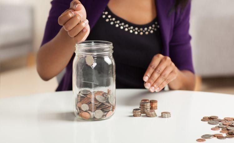Mulailah menabung dari sekarang!