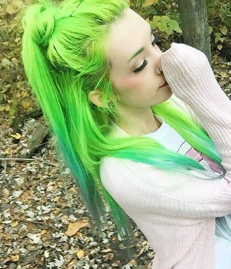 Hijau neon