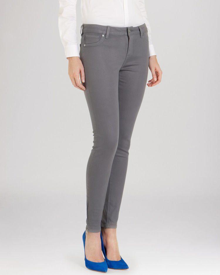 skinny jeans untuk tubuh mungil
