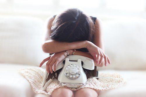 nggak bisa telpon