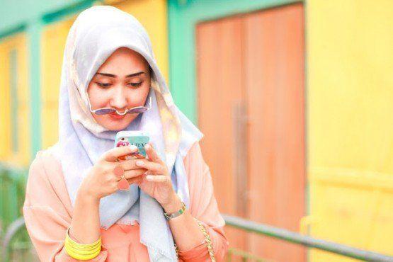 hijab motif dian pelangi