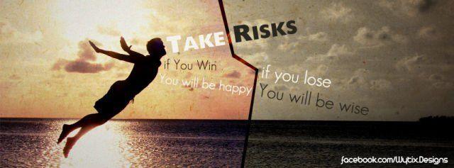 Tak berani ambil risiko