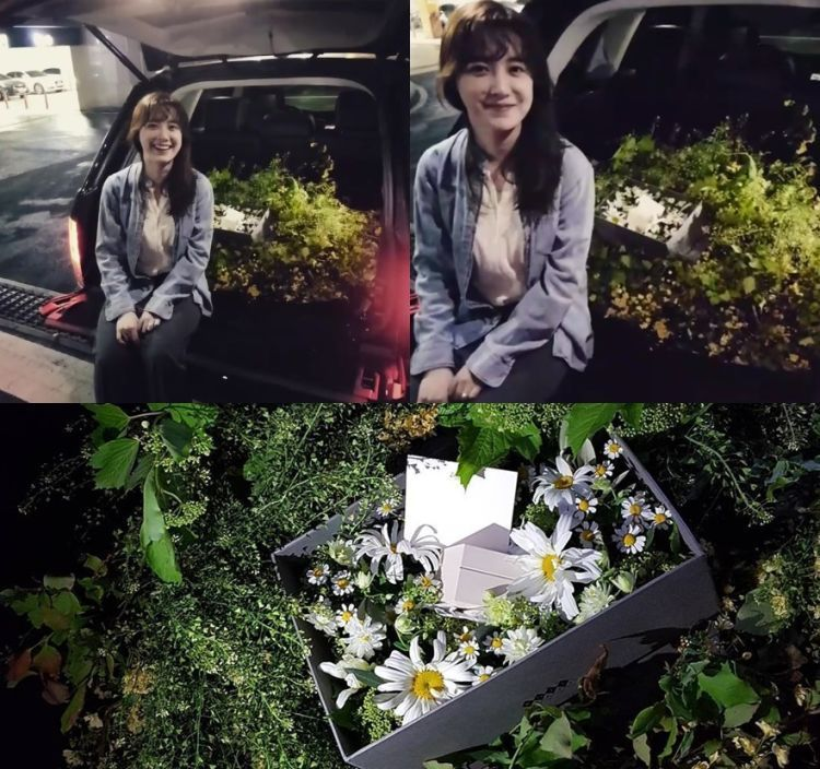 Marriage proposalnya Ahn Jae Hyun kepada Goo Hye Sun.