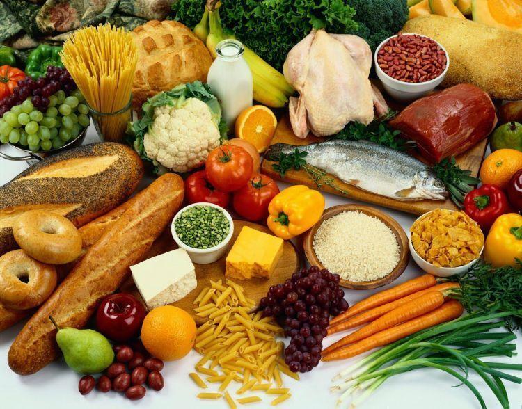 konsumsi makanan mengandung vitamin dan protein