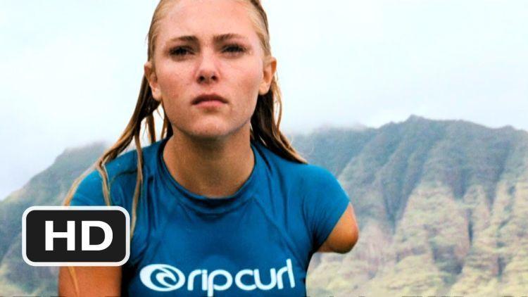 Bethani Hamilton, surfer bertangan satu