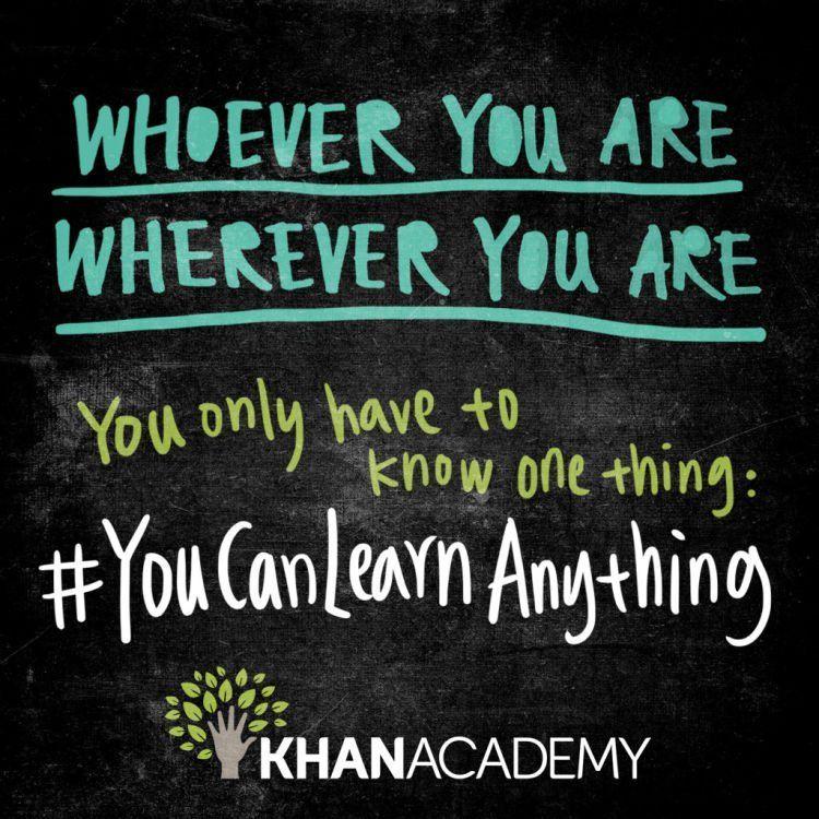 Khan Academy, situs edukatif yang wajib kamu kunjungi!