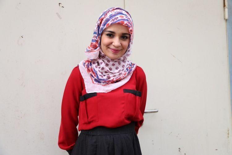 hijab motif shireen