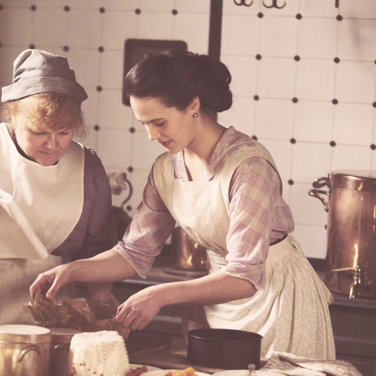 Belajar masak dulu, ah~