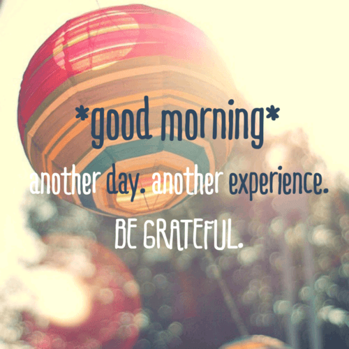 Selamat pagiiii!