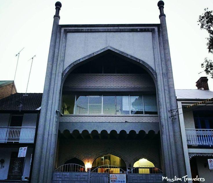 Masjid Surry Hills yang membuatmu nyaman ibadah