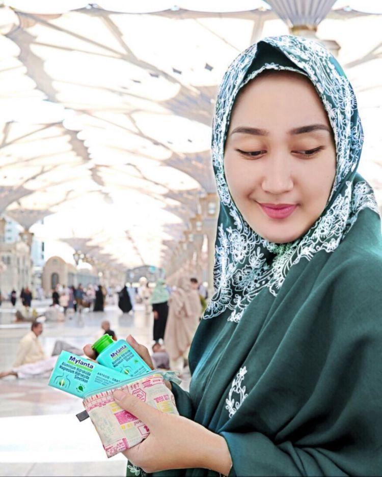 Ketahui Kombinasi Warna Bibir dan Hijab Yang Pas Hanya