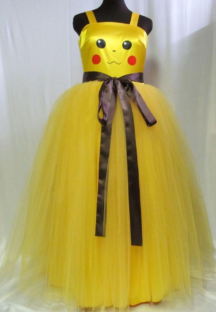 Фото платьев из ткани пикачу