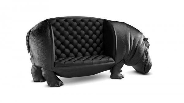 sofa badak!