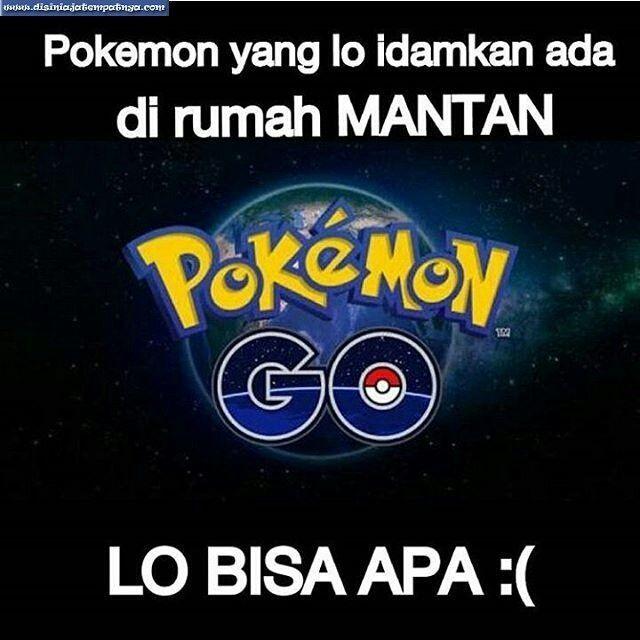 20 Meme Kocak Pokemon Go Ini Akan Membuat Sadar Kalau ...