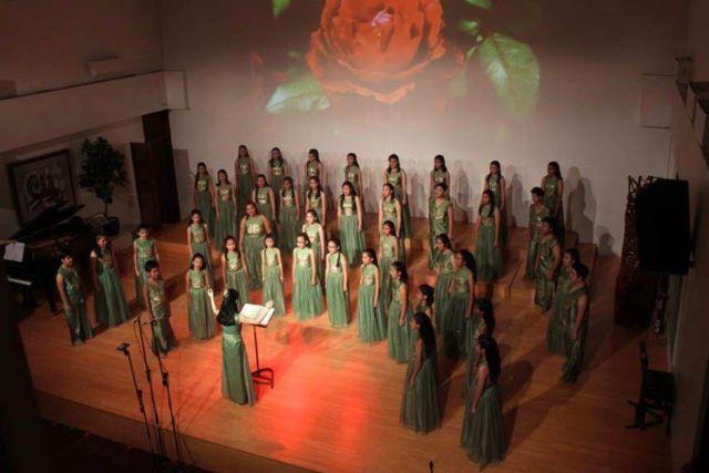 The Resonanz Children's Choir