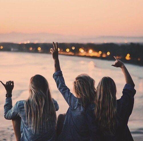 Sedikit teman, tapi hidup bermakna.