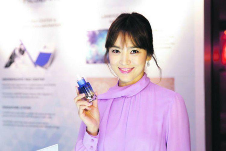 Song Hye Kyo udah kaya tapi masih single
