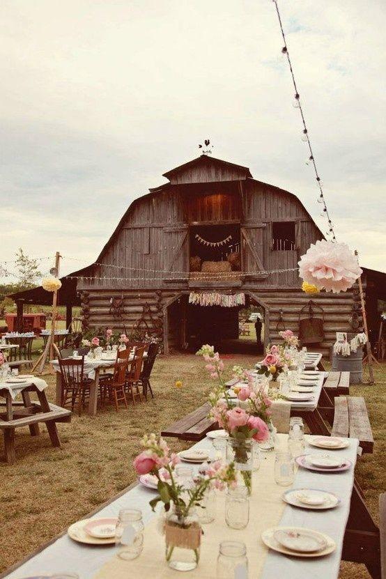 kandang sapi yang disulap menjadi gedung pernikahan