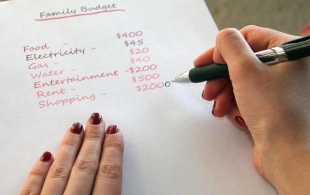 Harus ahli atur keuangan